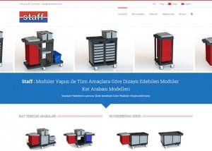 staff-web-site-yapımı