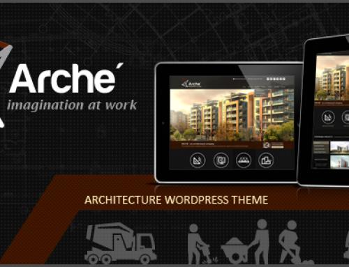 inşaat şirketi web site örneği Arche