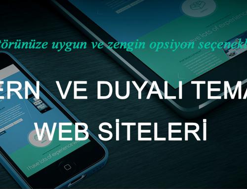 Web tasarımda yenilikler
