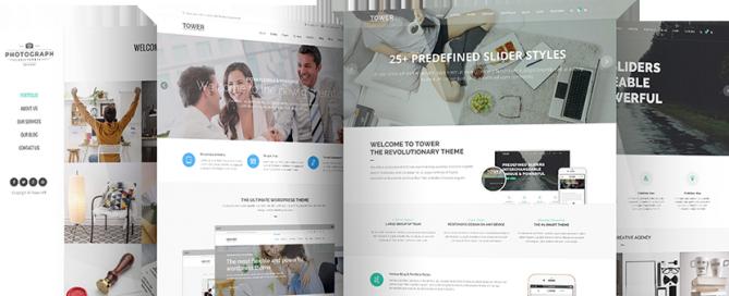 şirket web site örneği