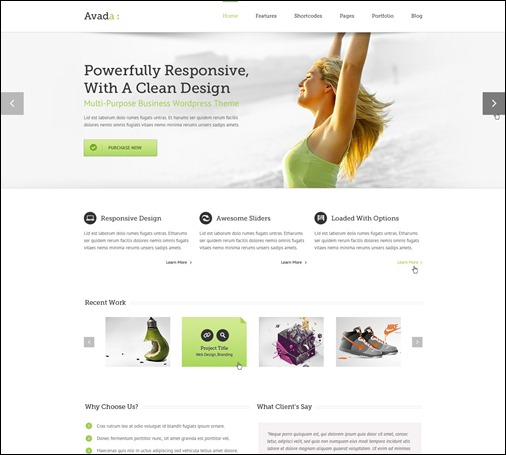 avada how to build a website with avada