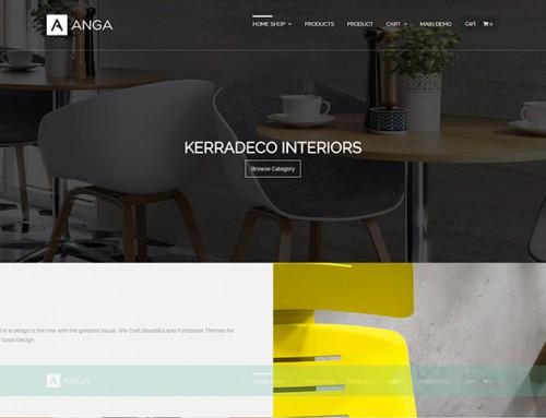 Mimarlık Web Site Örneği Anga